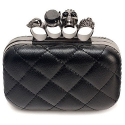 Skull bag – Clutch-väska