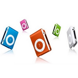 Mini Clip MP3-spelare (4GB)