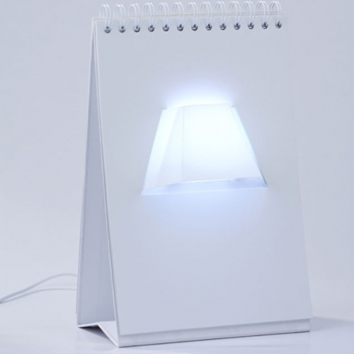 Notebook-lampa